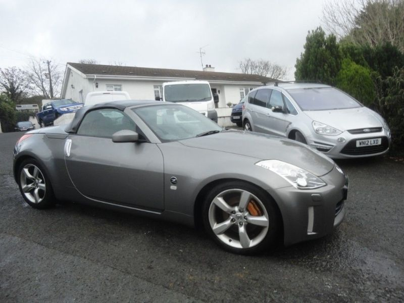 NISSAN 350 Z CONVERTIBLE 350 Z CONVERTIBLE - Used cars